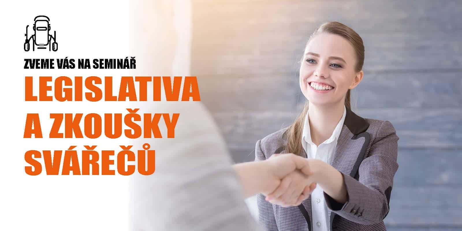 legislativa a zkoušky svářečů, seminář hr